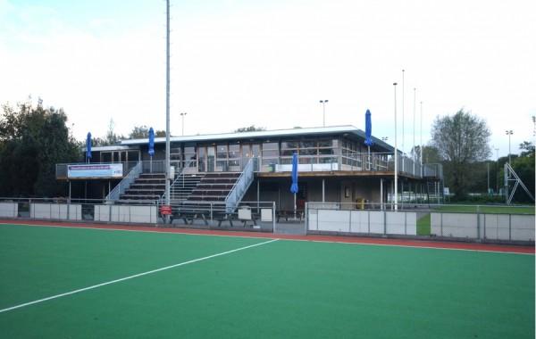 Nieuwbouw sportkantine