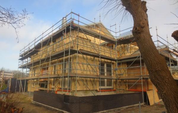 Project woonhuis te Vreeland