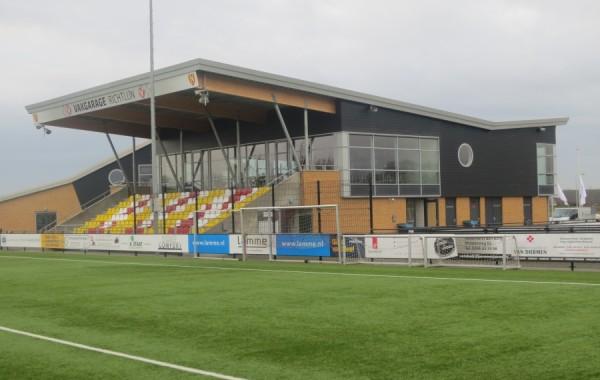 Voetbalvereniging Nederhorst en kinder opvang de Bergertjes
