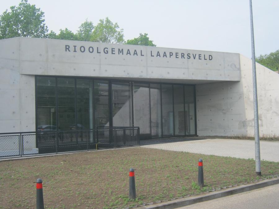 Uitbreiding Rioolgemaal