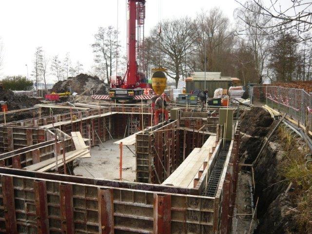 Project nieuwbouw 2 woningen te Loosdrecht