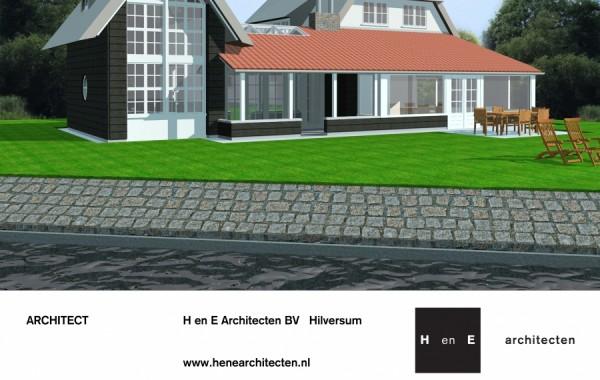 Uitbreiding woonhuis aan het water
